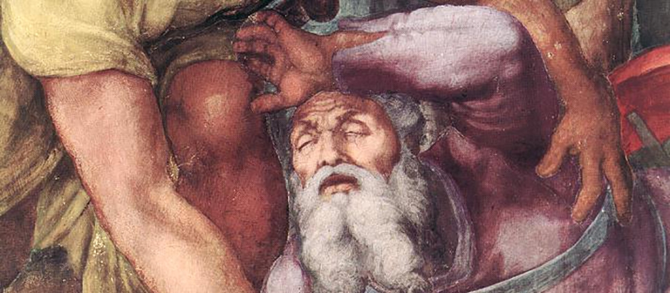 Conversion of Saint Paul (Michelangelo Buonarroti)