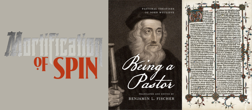 Wycliffe on Being a Pastor